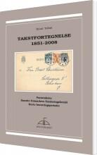 takstfortegnelse 1851-2008 - bog