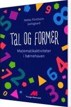 tal og former - bog