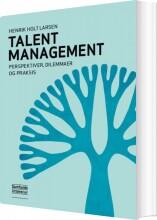 talent management - perspektiver, dilemmaer og praksis - bog