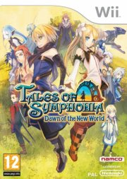 tales of symphonia: dawn of the new world - wii