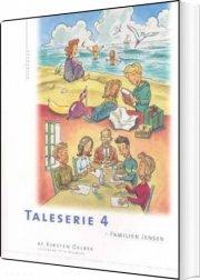 taleserie 4, elevbog - bog