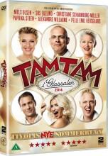 tam tam i glassalen 2014 - tivolis nye sommerrevy - DVD
