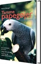 tamme papegøjer - bog