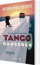 tangodanseren, s - bog