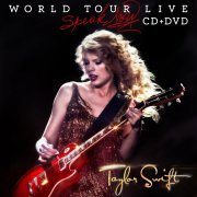 taylor swift - speak now - world tour live  - cd+dvd