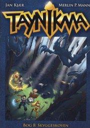 taynikma skyggeskoven - bog