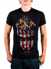 t-shirt - marilyn manson - crown - (m) - Merchandise