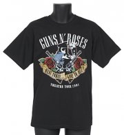 t-shirt - guns'n roses - here today and gone to hell - s - Merchandise
