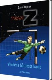 team z - verdens hårdeste kamp - bog
