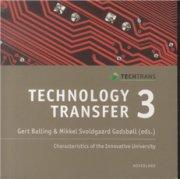 technology transfer 3 characteristics of the innovative university - bog