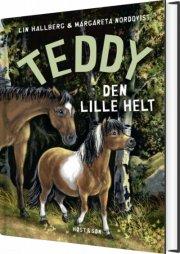 teddy - den lille helt - bog