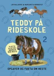 teddy på rideskole 2 - bog