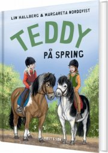 teddy på spring - bog