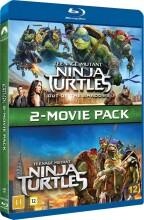 tmnt teenage mutant ninja turtles 1+2 - Blu-Ray