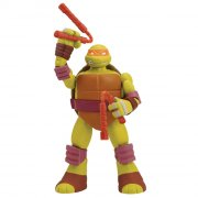teenage mutant ninja turtles - action figure - head droppin michelangelo (90563) - Figurer
