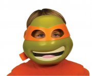 teenage mutant ninja turtles - maske - michelangelo - Udklædning