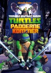 teenage mutant ninja turtles vol 1 - padderne kommer - DVD
