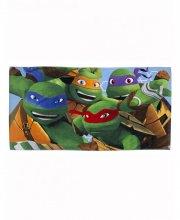 ninja turtles håndklæde - dimension - Til Boligen