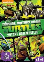 teenage mutant ninja turtles vol. 5 - mutant ødelæggelse - DVD