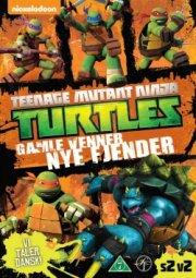 teenage mutant ninja turtles vol. 6 - gamle venner nye fjender - DVD