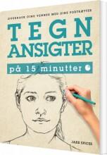 tegn ansigter - bog