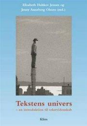 tekstens univers - bog
