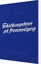 tekstkompetence på fremmedsprog - bog