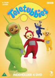 teletubbies - boks 2 - DVD