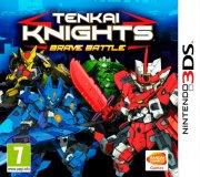 tenkai knights: brave battle - nintendo 3ds