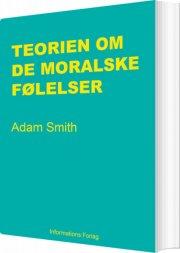 teorien om de moralske følelser - bog
