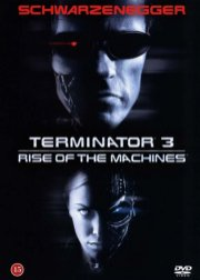 terminator 3 - rise of the machines - DVD