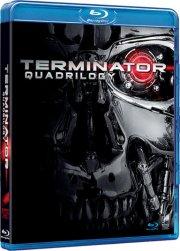 terminator 1-4 quadrilogy - Blu-Ray
