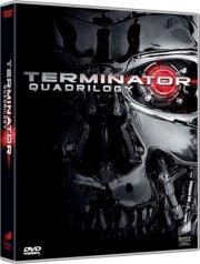 terminator boks - 1 // 2: judgement day // 3: rise of the machines // 4: salvation - DVD