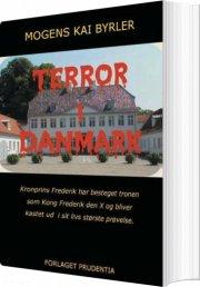 terror i danmark - bog
