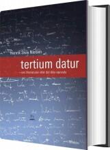 tertium datur - bog