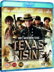 texas rising - Blu-Ray