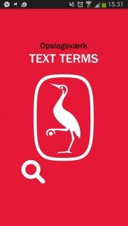 text terms - bog