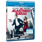 the adjustment bureau - Blu-Ray