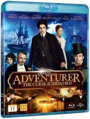 the adventurer: the curse of the midas box - Blu-Ray