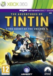 the adventures of tintin: the game (nordic) - xbox 360