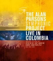 the alan parsons symphonic project live in colombia - Blu-Ray