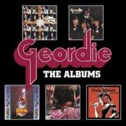 geordie - the albums - cd