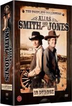 the alias smith and jones - sæson 1+2 - DVD