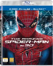 the amazing spider-man - 3d+2d - Blu-Ray