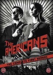 the americans - sæson 1 - DVD
