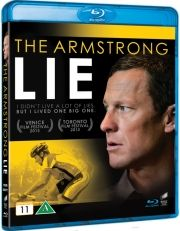 the armstrong lie - Blu-Ray