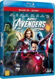 the avengers - 3d+2d - Blu-Ray