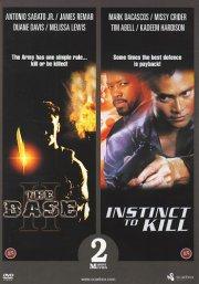 the base 2 / instinct to kill - DVD