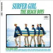 the beach boys - surfer girl - remastered edition - cd