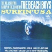 the beach boys - surfin usa - remastered edition  - cd